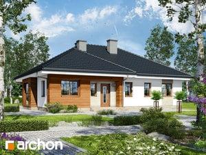 projekt Dom w bodziszkach (D)