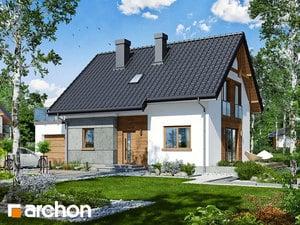 projekt Dom w zielistkach (GNTA)