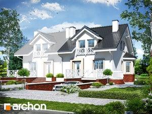 projekt Dom w przytuliach