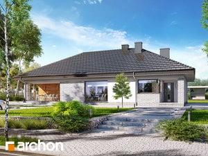 projekt Dom w modrzewnicy 4