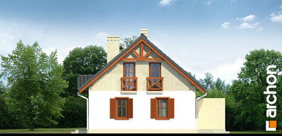 Elewacja boczna projekt dom w borowkach r2 ver 2  265