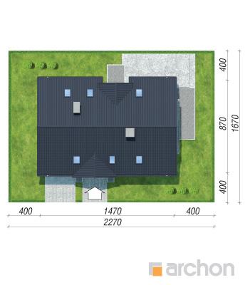 projekt Dom pod jemiołą 3 sytuacja