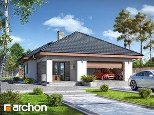 projekt Dom w modrzewnicy (G2)