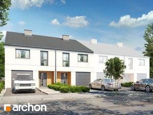 Projekty Domów Dla Dwóch Rodzin Archon