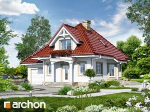 projekt Dom w winogronach 3