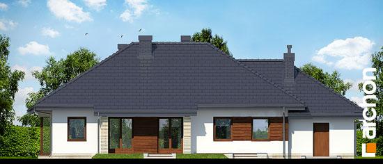 Elewacja ogrodowa projekt dom w gaurach n ver 2  267