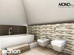 projekt Dom w rukoli Wizualizacja łazienki (wizualizacja 1 widok 4)