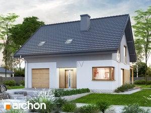 gotowy projekt Dom w złociszkach
