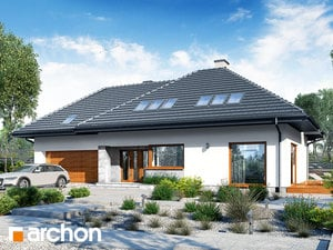 projekt Dom w lazurach (G2)