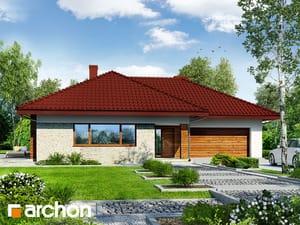 gotowy projekt Dom w lilakach 2 (G2)