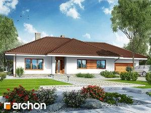 gotowy projekt Dom w alwach 2 (G2)