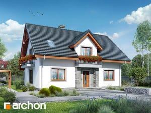gotowy projekt Dom w lucernie 7