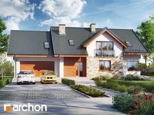 gotowy projekt Dom w kannach 4 (G2)