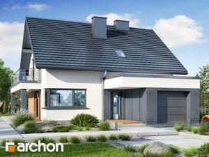 gotowy projekt Dom w nefrisach (G)