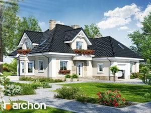 projekt Dom w nagietkach 4