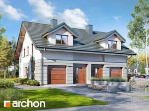 projekt Dom pod miłorzębem 11 (GR2)