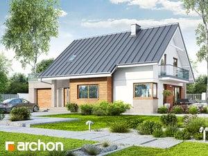 gotowy projekt Dom w aurorach 4