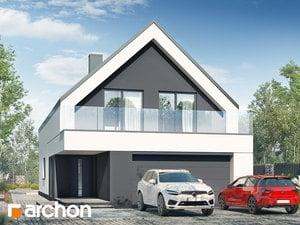 gotowy projekt Dom w sedum (G2)