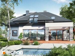 gotowy projekt Dom w maciejkach 2 (G2)