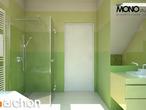 projekt Dom w zefirantach (G2) Wizualizacja łazienki (wizualizacja 1 widok 4)