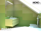 projekt Dom w zefirantach (G2) Wizualizacja łazienki (wizualizacja 1 widok 5)