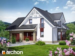 Projekt dom w tamaryszkach 2 nt 0330f5e9f45436377caca175b734bbff  252