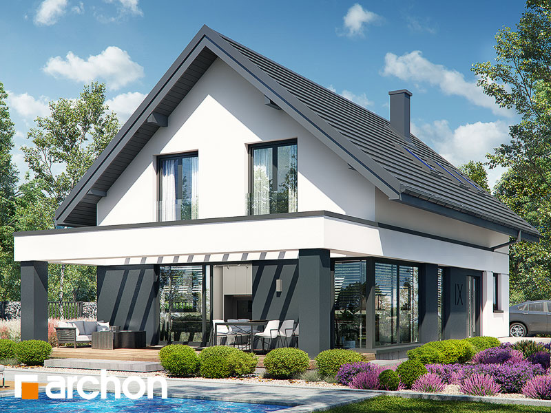 Najnowsze projekty domów