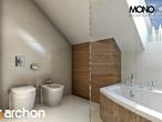 projekt Dom w perłówce (N) Wizualizacja łazienki (wizualizacja 1 widok 3)