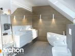 projekt Dom w szmaragdach 2 Wizualizacja łazienki (wizualizacja 3 widok 1)