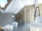 projekt Dom w szmaragdach 2 Wizualizacja łazienki (wizualizacja 3 widok 2)