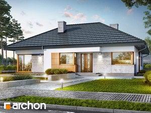 Projekty Domów Parterowych Bez Garażu Archon