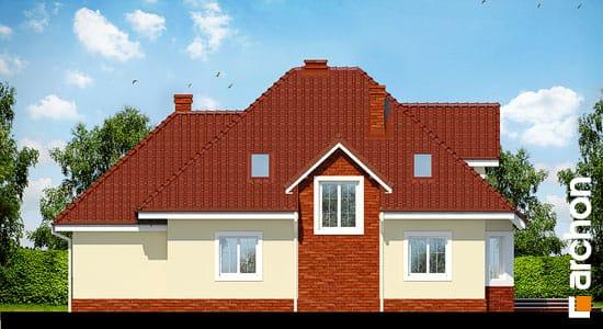 Elewacja ogrodowa projekt dom w lubczyku ver 2  267