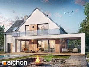 Projekty Domow Nowoczesnych Archon Zobacz Najlepsze Nowoczesne Domy