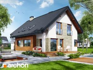 projekt Dom w miodokwiatach 2 (G2)