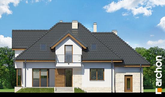 Elewacja ogrodowa projekt dom w werbenach n ver 2  267