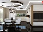 projekt Dom w werbenach (N) Aranżacja kuchni 2 widok 1