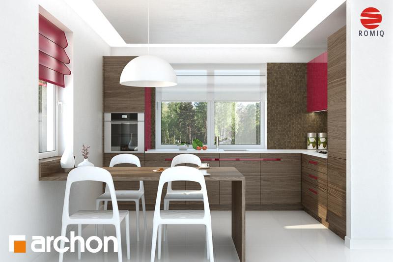Projekt dom w zielistkach t  27584