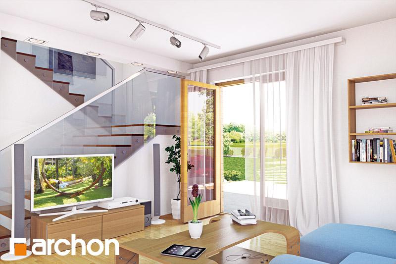 Projekt dom w zielistkach t  27588