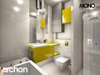 projekt Dom w mekintoszach (WP) Wizualizacja łazienki (wizualizacja 1 widok 1)