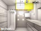 projekt Dom w mekintoszach (WP) Wizualizacja łazienki (wizualizacja 1 widok 5)