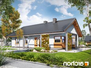 projekt Dom w mekintoszach (WP) lustrzane odbicie 2
