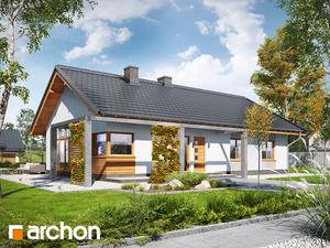 projekt Dom w mekintoszach (WP) widok 2