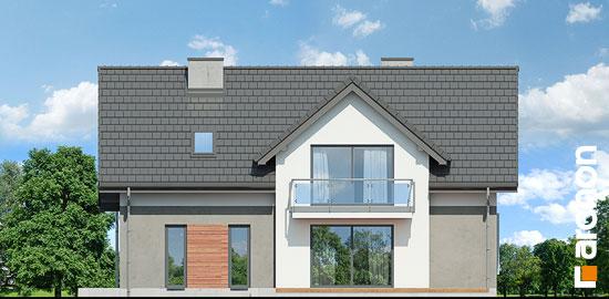 Elewacja ogrodowa projekt dom w zurawkach 9  267