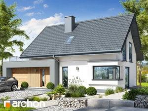 gotowy projekt Dom w zielistkach 12 (G)