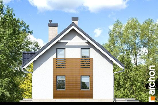 Elewacja boczna projekt dom w borowkach 2 ver 2  265