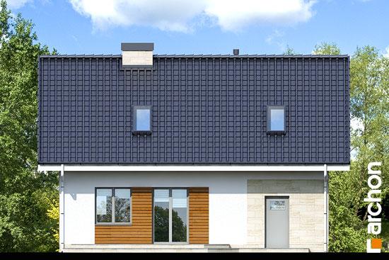 Elewacja ogrodowa projekt dom w borowkach 2 ver 2  267