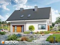 projekt Dom w malinówkach 4