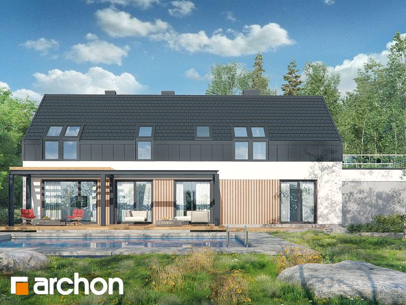 gotowy projekt Dom w estragonie 3 (G2) widok 1