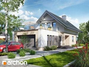 gotowy projekt Dom w cytryńcach (G2)