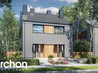 Widok 1 projekt blizniak w jednej dokumentacji dom w reo b 1575373404  259